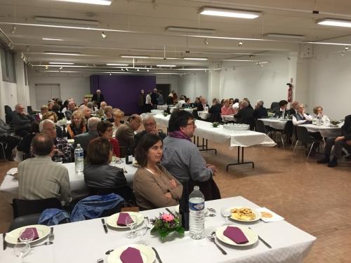 AG BCE  18 Nov 2014 Diner