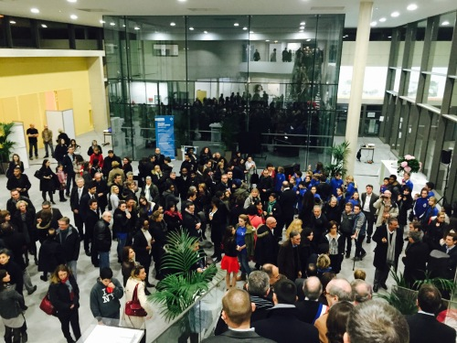 Collège Albert Camus : inauguration