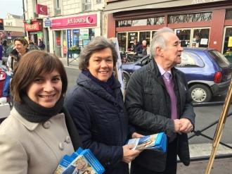 Nathalie PRENTOUT Anne-Marie LEMETRE et Yves REVILLON