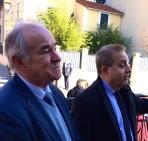 Yves Révillon et Roger Karoutchi Sénateur du 92